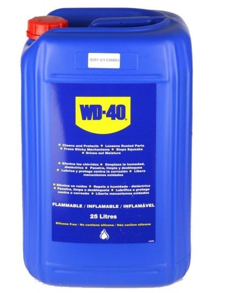 WD-40 25ltr sud