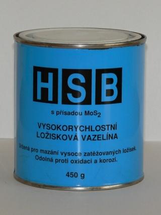 HSB 450g, vysokootáčkové mazivo
