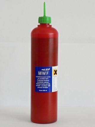 MWF 500ml, kapalina pro obrábění kovů